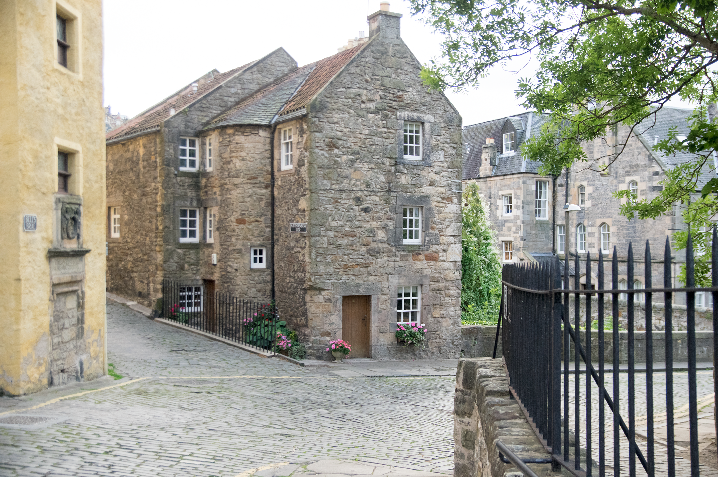edimbourg-visite-week-end-bon-plan-dean-village