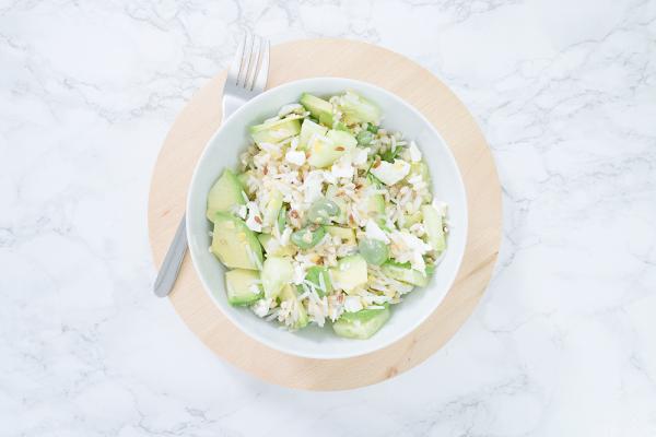 salade-vegetarienne-recette
