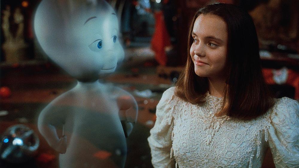 Casper un film parfait pour un halloween de froussards
