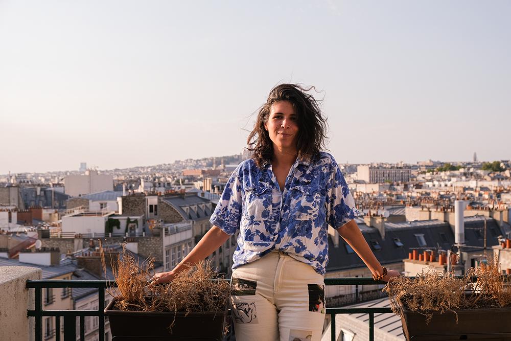 Caroline Briant co-fondatrice de Moodz